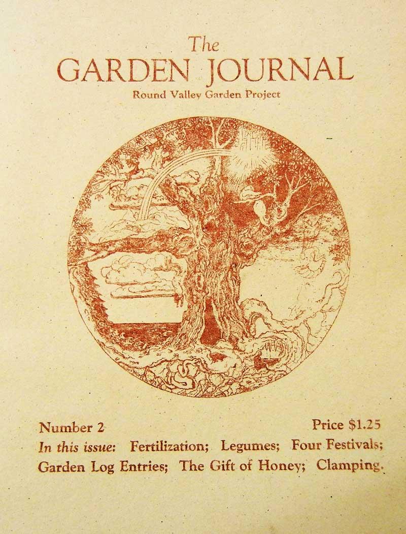 Garden Journal Number 2