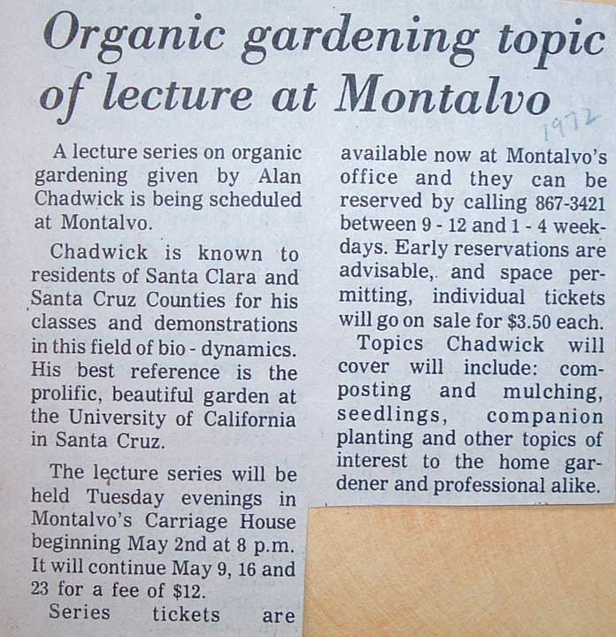 Montalvo Lecture Series-1