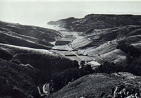 Green Gulch Valley in 1972